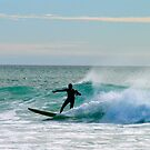Surfs up 2.....Christies Beach  by Ali Brown