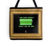 Drake- Charged Up Tote Bag