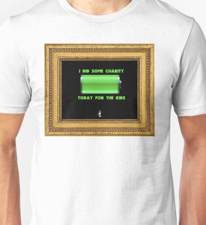 Drake- Charged Up Unisex T-Shirt