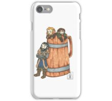 Flagon Full of Dwarves iPhone Case/Skin