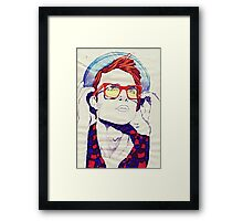 Radio Star Framed Print