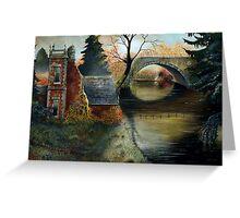 Thetford Autumn Greeting Card