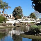 Venice Canals by Gloria Abbey