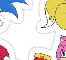 Team Sonic Sticker
