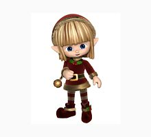 Cute Toon Christmas Elf Unisex T-Shirt