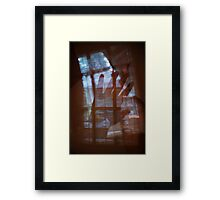 Bane, in colour Framed Print