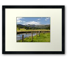 The Lure of the North Framed Print