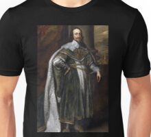 King Charles I of England and Scotland Unisex T-Shirt