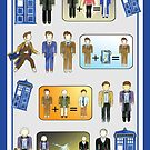 The Doctor Regenerates - #9-12 by RiverbyNight