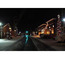 Home for Christmas! Photographic Print