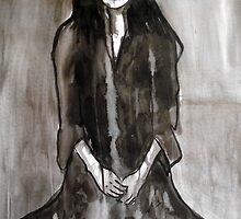 strange girl by Loui  Jover
