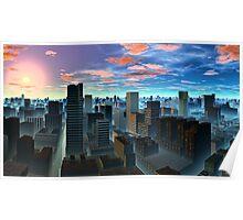 """CITY OF DREAMS"" Poster"