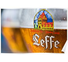 Leffe Blond Poster