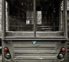 BMW X5 by Sebastian Chalupa