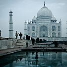 Taj Mahal by thesiracusas