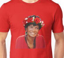 Uhura - flower crown Unisex T-Shirt