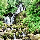 Torc waterfall, ring of Kerry, Ireland by thesiracusas