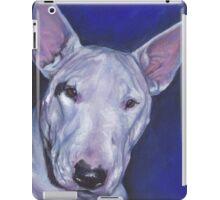 Bull Terrier Fine Art Painting iPad Case/Skin