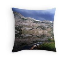 Fishing For Hail - just 10 more casts.. Throw Pillow
