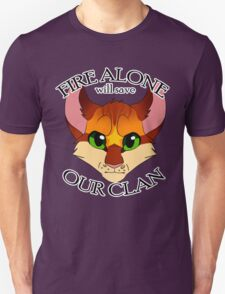 Fire Alone T-Shirt