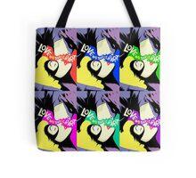 Love Vigilantes Reversed | Colors Tote Bag