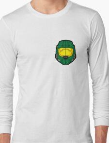 Master Chief Helmet Long Sleeve T-Shirt