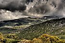 Gutthega looking towards Mt Twynam by DavidIori