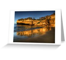 Spirits - Loch Ard Gorge, Great Ocean Road - The HDR Experience Greeting Card