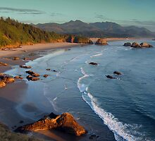 Ecola State Park, Oregon by Dave Anderson