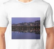 City Bridge Reflections Derry Ireland Unisex T-Shirt