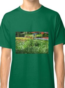 Tulips and Crown Imperials - Keukenhof Gardens Classic T-Shirt