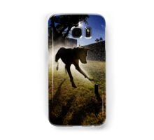 Dogs with game face on .20 Samsung Galaxy Case/Skin
