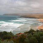 Parsons Beach, S. A. by Gail Mew