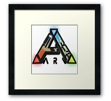 Ark - Survival Evolved  Framed Print