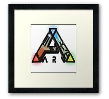 Ark - Survival Evolved  Framed Print