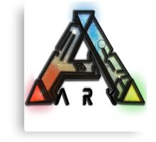 Ark - Survival Evolved  Canvas Print