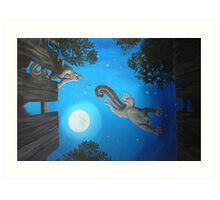 Creatures of the Night Art Print