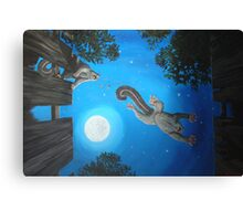 Creatures of the Night Canvas Print