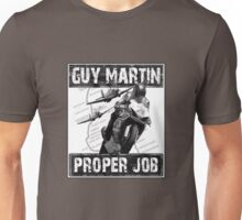Guy Martin 'Proper Job' design Unisex T-Shirt