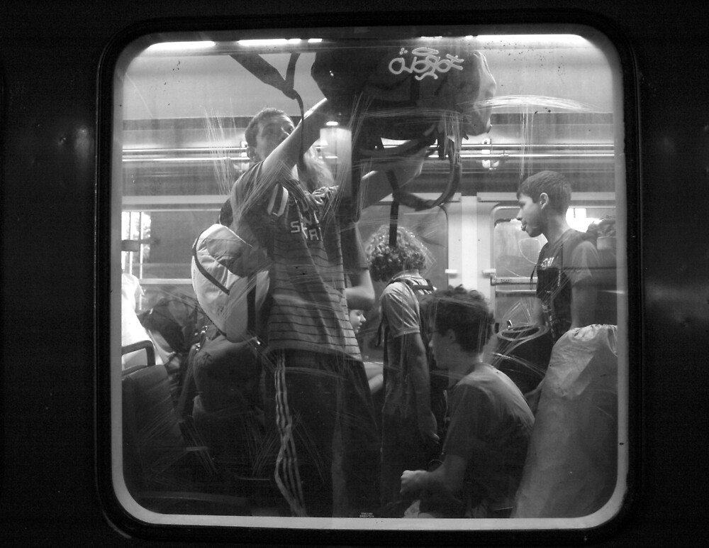 All aboard by markmccall