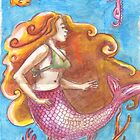 Mermaid by Penny Hetherington