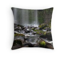 Hopetoun Falls, Otways National Park, Victoria, Australia Throw Pillow