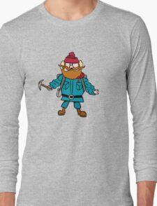 Rudolph the Red-Nosed Reindeer Yukon Cornelius Long Sleeve T-Shirt