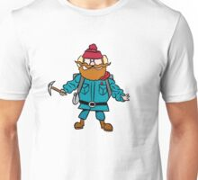 Rudolph the Red-Nosed Reindeer Yukon Cornelius Unisex T-Shirt
