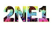 2ne1 Photographic Print