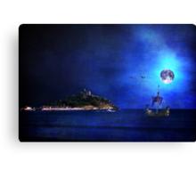 Voyage of the Dawn Treader Canvas Print