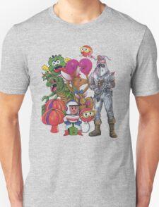 Classic Retro Atari Characters T-Shirt T-Shirt