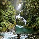 Favourite Waterfall by swanny
