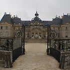 Vaux le Vicomte, France by BronReid