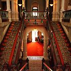 Inside Barwon Park Mansion (National Trust) by Clive